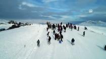 5 YILDIZLI OTEL - Hesarek Kayak Merkezi'nden Bingöl Turizmine Katkı