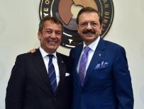 OKUL BİNASI - Hisarcıklıoğlu'ndan Milas'a Okul Müjdesi