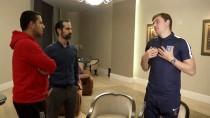 EGEMEN KORKMAZ - 'İnşallah Unutulmaz Anım Süper Lig Şampiyonluğu Olur'