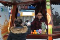 ORGANİK MEYVE - İzmit Belediyesi'nden'Vitamin Durakları' Açıklaması