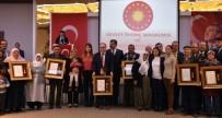 BURHANETTIN ÇOBAN - Kahraman Şehitlerin Ailelerine 'Devlet Övünç Madalyaları' Verildi