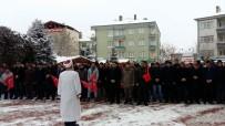 ÖMER CAN - Kaman İlçesinde Afrin'de Görev Yapan Mehmetçik İçin Fetih Duası Yapıldı