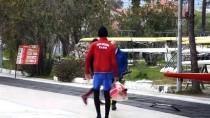 AKDENİZ OYUNLARI - Kanocular, Köyceğiz'de 'Olimpiyat' Hazırlığında