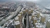 KAR MANZARALARI - Kar Nihayet İstanbul'da