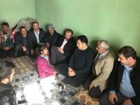 ALTıNDERE - Kaymakam Özcan'dan Taziye Ziyareti
