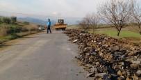 Manisa'da Yollar Asfaltla Yenileniyor
