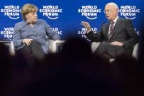 KÜRESELLEŞME - Merkel, Trump'ı Hedef Aldı