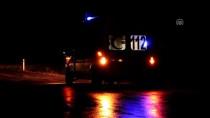Mudurnu'da Trafik Kazası Açıklaması 3 Yaralı