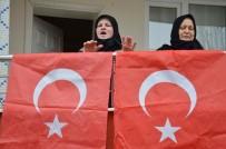 KAYHAN - Muş'tan Mehmetçiğe Bayraklı Destek
