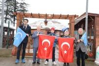 OSMAN AYDıN - Müslüman Uygurlar İçin Yürüyorlar