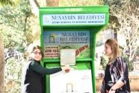 Nusaybin Belediyesinden Yağmatik Hizmeti