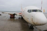 KABİN GÖREVLİSİ - O Uçak Hurdaya Ayrılacak