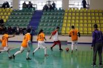 ENGELLİ ÖĞRENCİLER - Özel Sporcular Futbol İle Buluştu