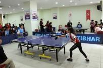 KUPA TÖRENİ - Sevgi Evleri 9. Masa Tenisi Türkiye Şampiyonası Yalova'da Başladı