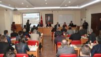 İLLER BANKASı - Şırnak'ta 2018'İn İlk İl Koordinasyon Toplantısı Yapıldı