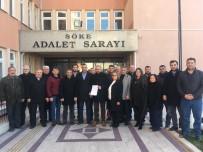 SÜLEYMAN YıLMAZ - Söke AK Parti'nin Yeni Yönetimi Mazbatasını Aldı