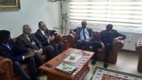 SOMALI - Somali Bayındırlık Ve İskân Bakanı'ndan İhlâs Vakfı'na Ziyaret