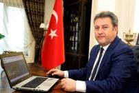 TALAS BELEDIYESI - Talas Belediyesi'nin Web Sitesi Yenilendi