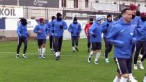 OLCAY ŞAHAN - Trabzonspor'da Fenerbahçe Maçı Hazırlıkları Sürüyor