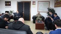 AYETLER - Tugay Komutanlığında Afrin Şehitleri İçin Dua