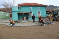 KURUDERE - Turgutlu Belediyesinden Camilere Bakım
