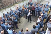 TOPLU SÖZLEŞME GÖRÜŞMELERİ - Türk Metal Grev Kararını Astı
