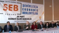 TRAKYA ÜNIVERSITESI - 'Türkiye Sağlıklı Ekonomik İstikrarı Gerçekleştiriyor'