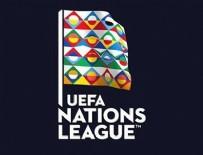 AVRUPA FUTBOL ŞAMPİYONASI - UEFA Uluslar Ligi grupları belirlendi
