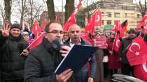 LÜTFIYE İLKSEN CERITOĞLU KURT  - UETD'den Avrupa Genelinde 'Zeytin Dalı Harekatı' Bildirisi