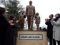GÜLDAL MUMCU - Uğur Mumcu Anıtpark'ı Açıldı