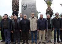 TARAFSıZLıK - Uğur Mumcu, Ölümünün 25. Yılında Mersin'de Anıldı