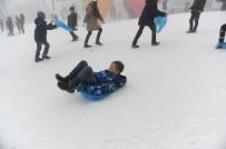 KAR MOTOSİKLETİ - Uludağ'da Poşet Ski