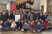 HAMZALı - Vali Demirtaş, Öğrencileri Gençlik Kampına Uğurladı