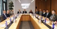 BENNUR KARABURUN - Vekillerden Ve Başkanlardan BURSAGAZ'a Ziyaret