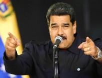 DEVLET BAŞKANI SEÇİMİ - Venezuela'da Maduro yeniden aday