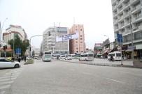 BELEDIYE OTOBÜSÜ - Adana Çarşı Trafiğinde Tek Yön Uygulamasına İlave Tedbirler
