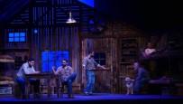 ÖMER SABANCı - Adana Devlet Tiyatrosu Şubat'ta 5 Oyun İle Perde Açacak