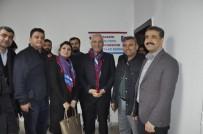 NIHAT ERI - Ak Parti İl Başkanı Eri, Trabzonspor Taraftarlar Derneğini Ziyaret Etti
