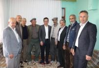 ATAY USLU - AK Partili Atay Uslu, Yörük Beyleriyle Buluştu