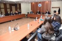 KEMOTERAPI - AKÜ'de Yardımcı Doçent Kadrolarına Atanan 16 Akademisyen İçin Tanışma Toplantısı Düzenlendi
