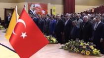 AYLİN NAZLIAKA - Ankaragücü'nde Mehmet Yiğiner Yeniden Başkan