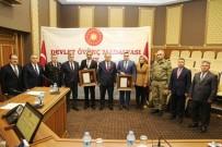 Artvin'de 15 Temmuz Gazileri İçin 'Devlet Övünç Madalyası Ve Beratı Tevcih' Töreni Düzenlendi