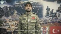 MEHDI - Atiker Konyasporlu Futbolculardan Asker Kıyafetli Dua