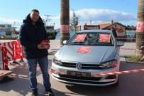 BİLET SATIŞI - Ayvalıkgücü Belediyespor'un Eşya Piyangosu Biletleri Satışa Sunuldu