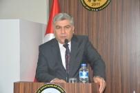 PANZEHİR - Başkan Mustafa Salman Güven Tazeledi
