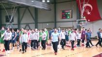 VEHBİ KOÇ - Basketbol Gençler Ligi Gelişim Kampı