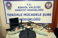 CANLI BOMBA - Bingöl'deki DEAŞ Operasyonunda 13 Tutuklama