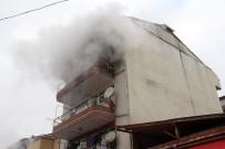 ELEKTRİK DAĞITIM ŞİRKETİ - Bir Haftadadır Açık Kalan Elektrikli Isıtıcı Evi Yaktı