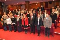 KADIN CİNAYETLERİ - CHP İl Kadın Kolları Başkanlığı Kongresi