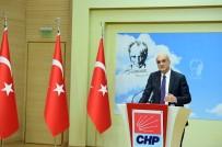 ÇARŞAF LİSTE - CHP'li Bingöl'den Kurultay Çalışmalarıyla İlgili Açıklama